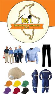 ropa para el trabajo tyl herramientas y seguridad