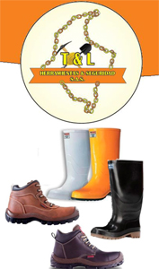 calzado industrial tyl herramientas y seguridad