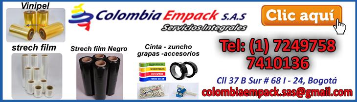 productos para embalar colombia-empack