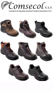 calzado industrial comsecol
