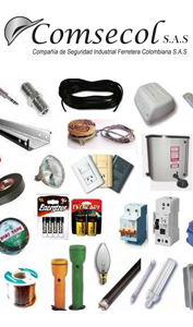 materiales electricos comsecol
