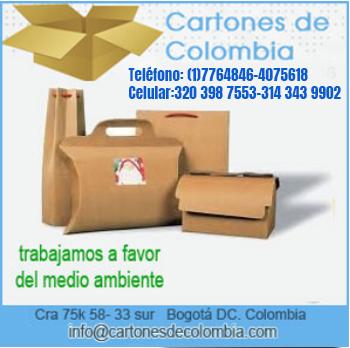 cartones de colombia cartoneria