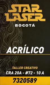 acrilico starlaser1